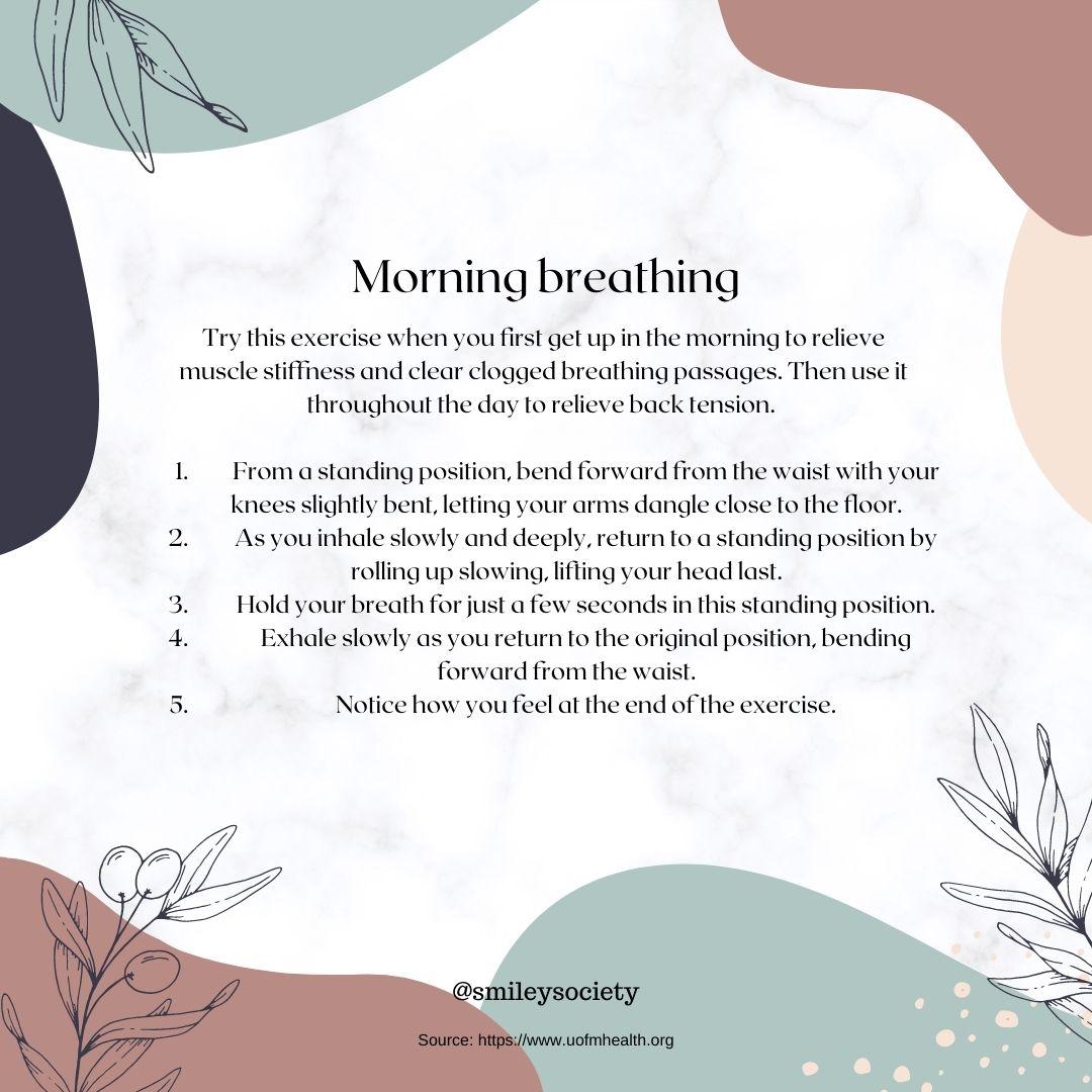 Breathing Excercises 5
