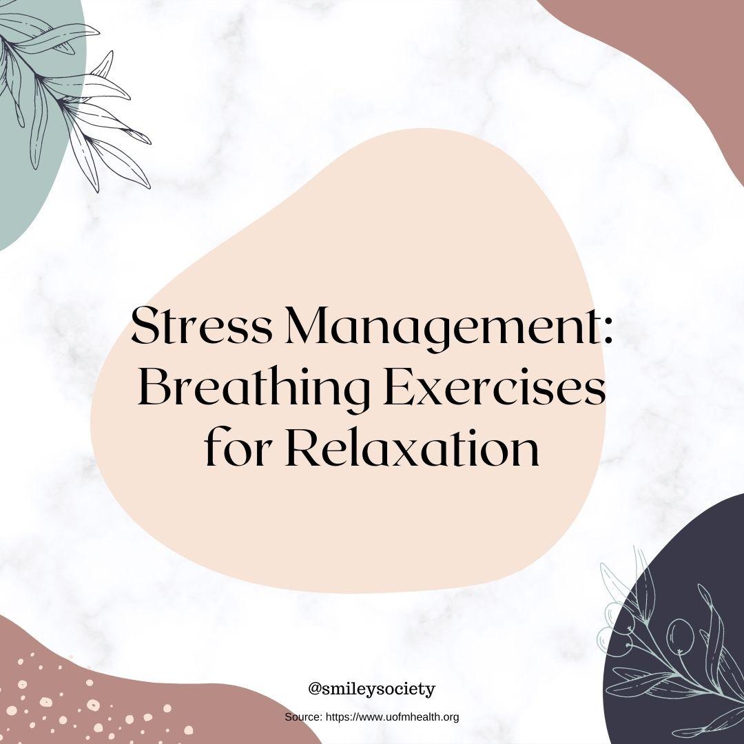 Breathing Excercises